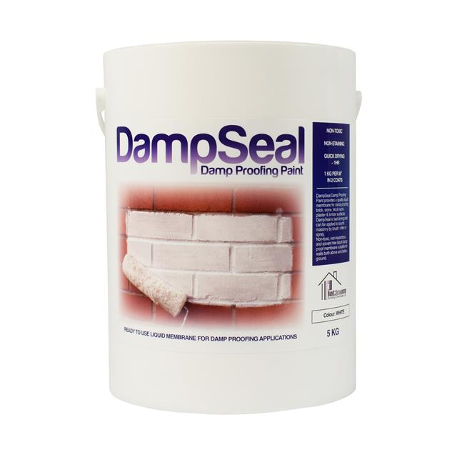 Technoseal wall floor damp proof paint water - Damp proofing paint for exterior walls ...