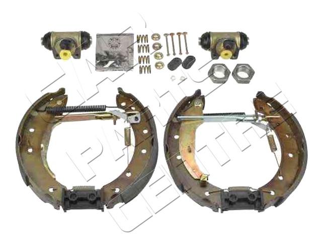 For peugeot citroen saxo rear brake shoes cylinders