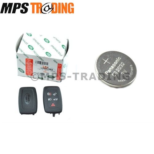 LAND ROVER DISCOVERY 4 GENUINE REPLACEMENT KEY FOB CASE