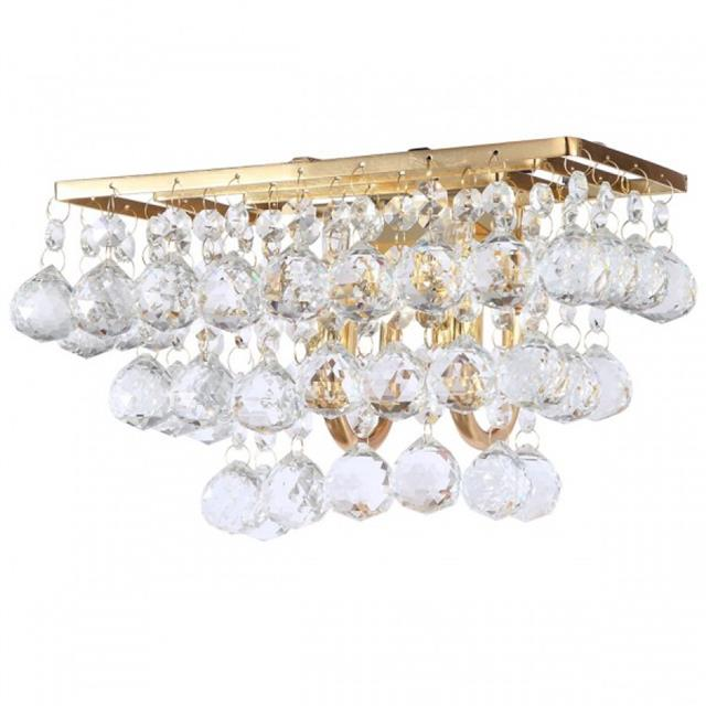 Easy Fit Crystal Effect Droplets Lampshade Light Polished Chrome New Litecraft eBay