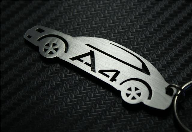 For audi a4 keyring schl sselring porte cl s keychain tdi for Porte cle audi s line