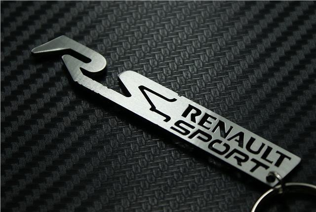 rs sport keyring keychain schl sselanh nger porte cl s cup clio megane twingo. Black Bedroom Furniture Sets. Home Design Ideas
