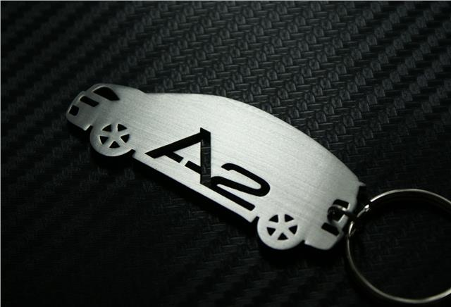 For audi a2 car keyring keychain schl sselring porte cl s for Porte cle audi s line