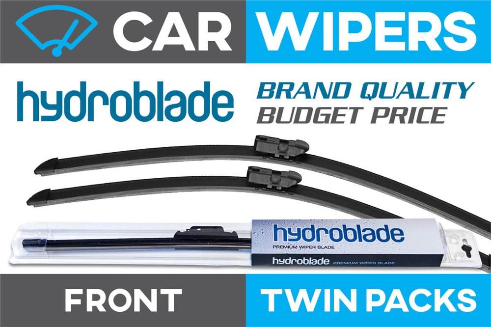 Mitsubishi L200 2005-2009 HYDROBLADE Premium Windscreen Wiper Blades