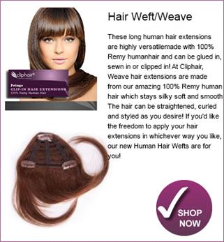 Finest Quality Full Head Remy Clip In Human Hair Extensions Real