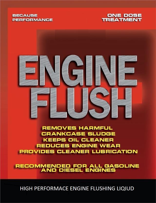 how to get rid of engine sludge