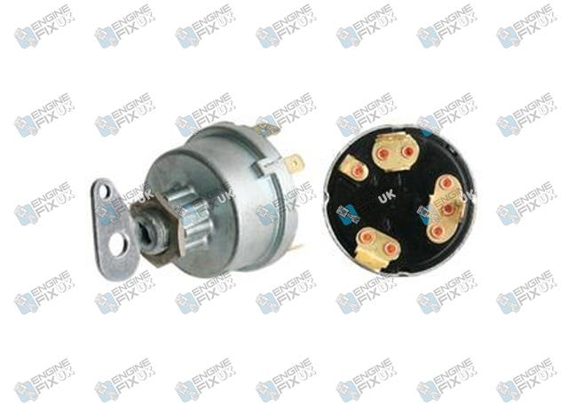 Tractor Ignition Switch Replacement : Case massey leyland david brown tractor ignition switch ebay