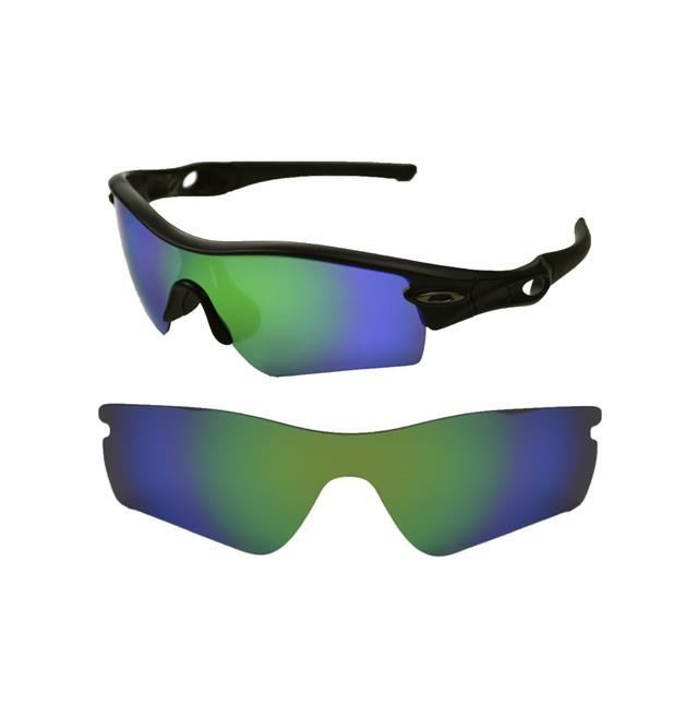 bb11ec21f811 Bright Green Oakley Sunglasses Ebay