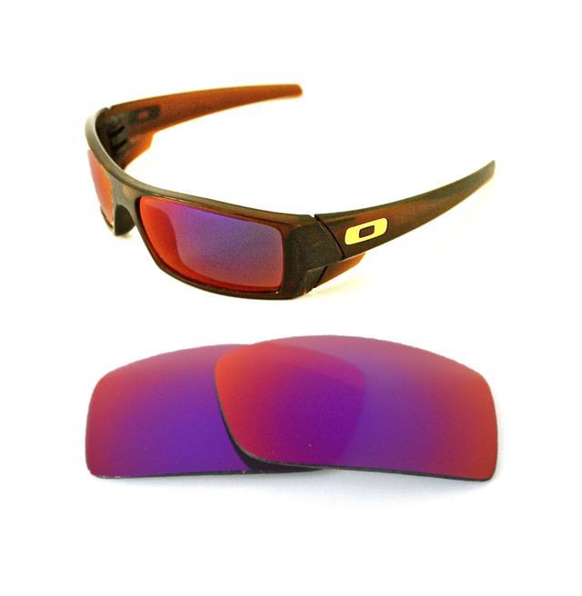 70700fce9581 Custom Oakley Gascan Sunglasses