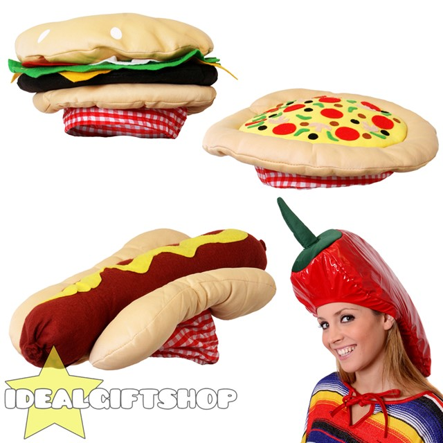 Foam Hot Dog Hat
