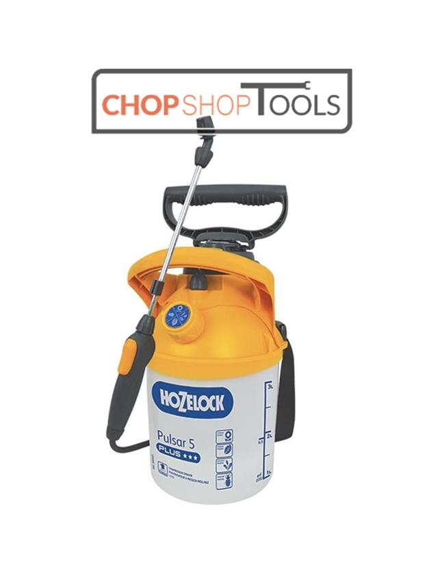 Hozelock Plus Pressure Water Sprayer 5l
