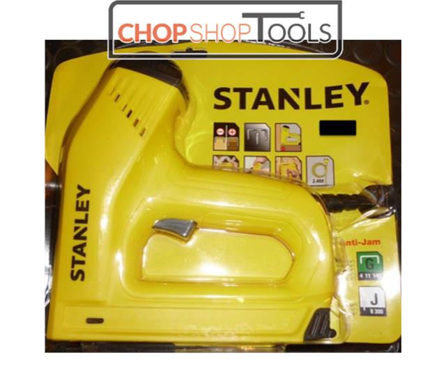 Stanley Electric Staple Nail Gun Sta 0 Tre550 Ebay