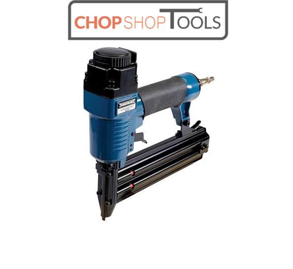 Air brad nailer 50mm 18 gauge mouldings trims floors nail for 18 gauge floor nailer