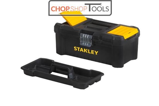"STANLEY Tool Box With Organiser Top Storage 19/"" 50cm STA175521 STST1-75521"
