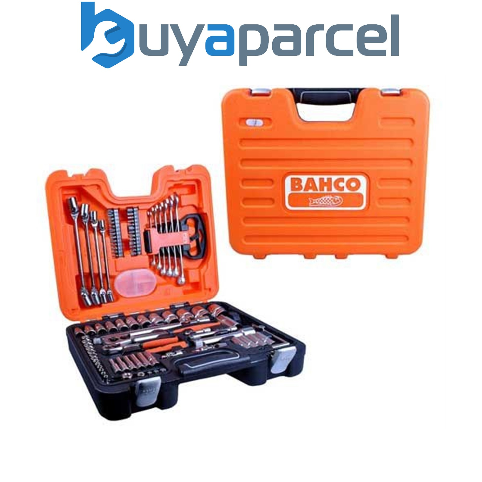 Bahco S910 Socket and Spanner Set 92 Metric and AF 1/4 and 1/2in Drive BAHS910 | eBay