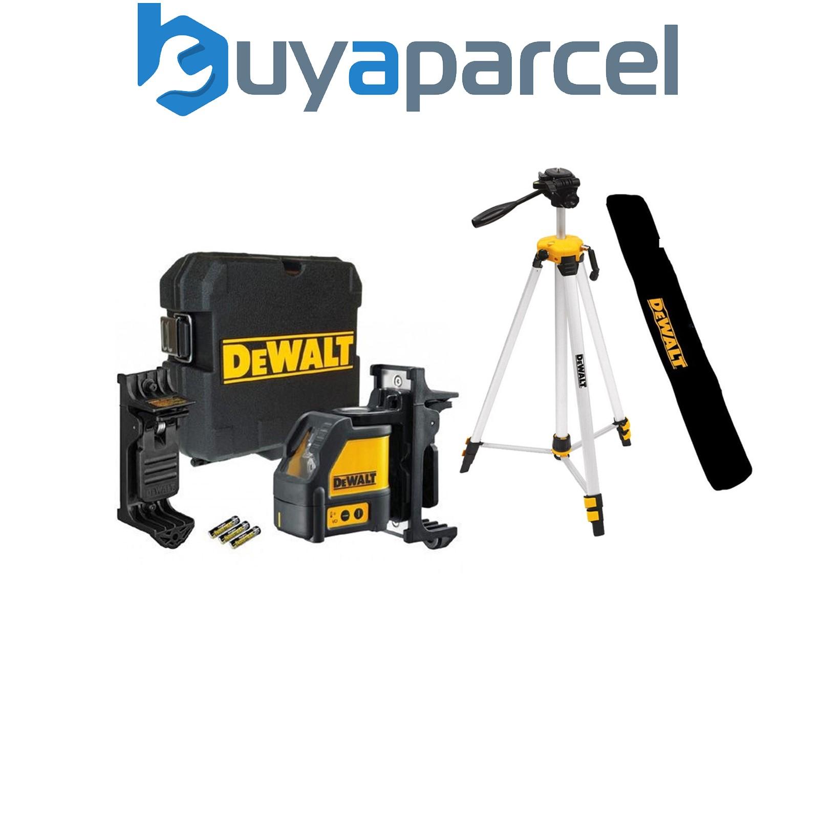 Dewalt dw088k auto nivelant croix ligne laser niveau for Niveau laser auto ajustable
