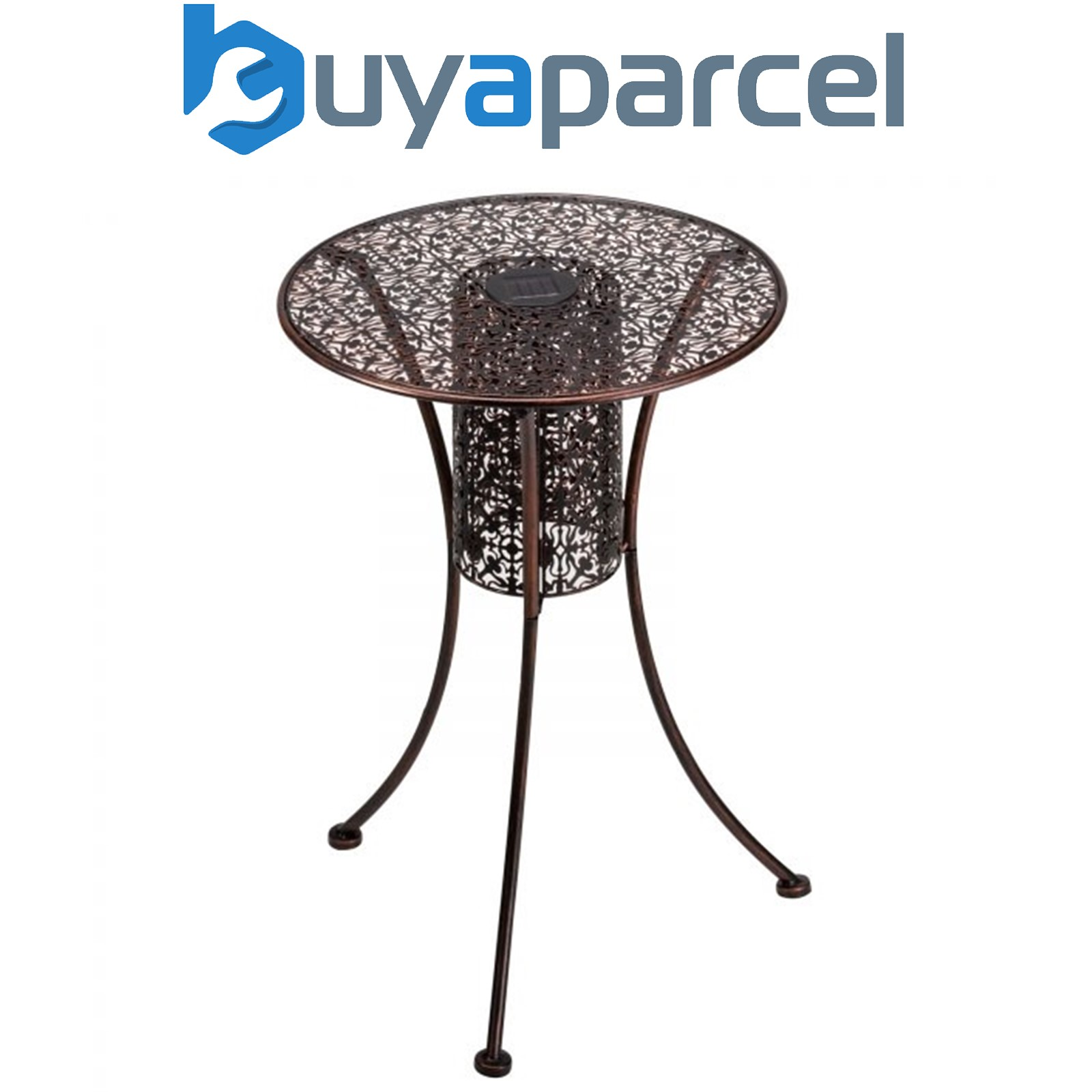 Patio Table Lights Uk: Smart Garden Solar Illumina Silhouette Patio Bistro Table