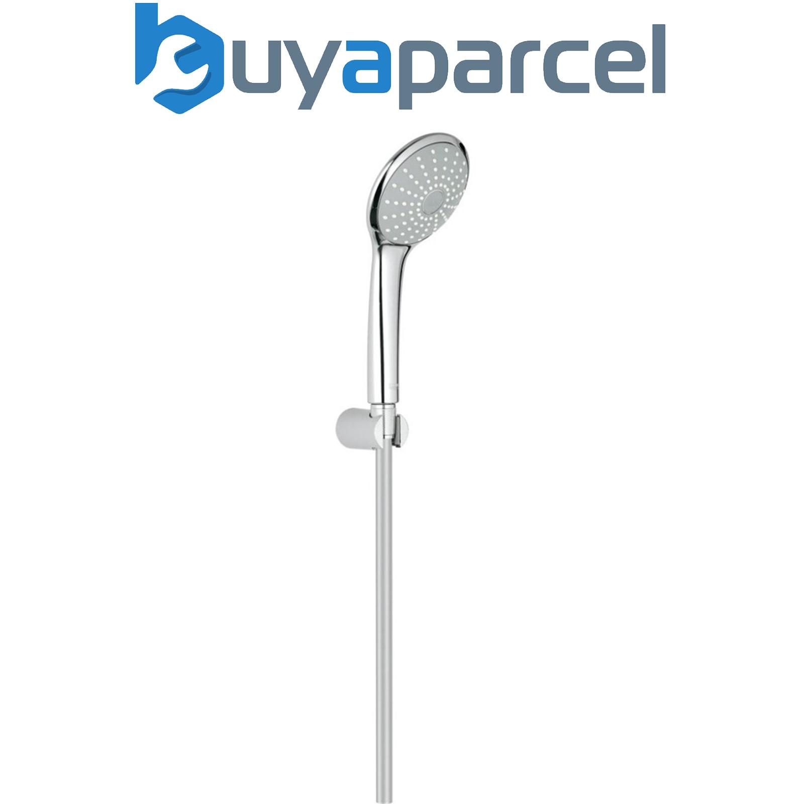 Grohe 27354 euphoria soffione doccia ricevitore con tubo for Doccia tubo di rame