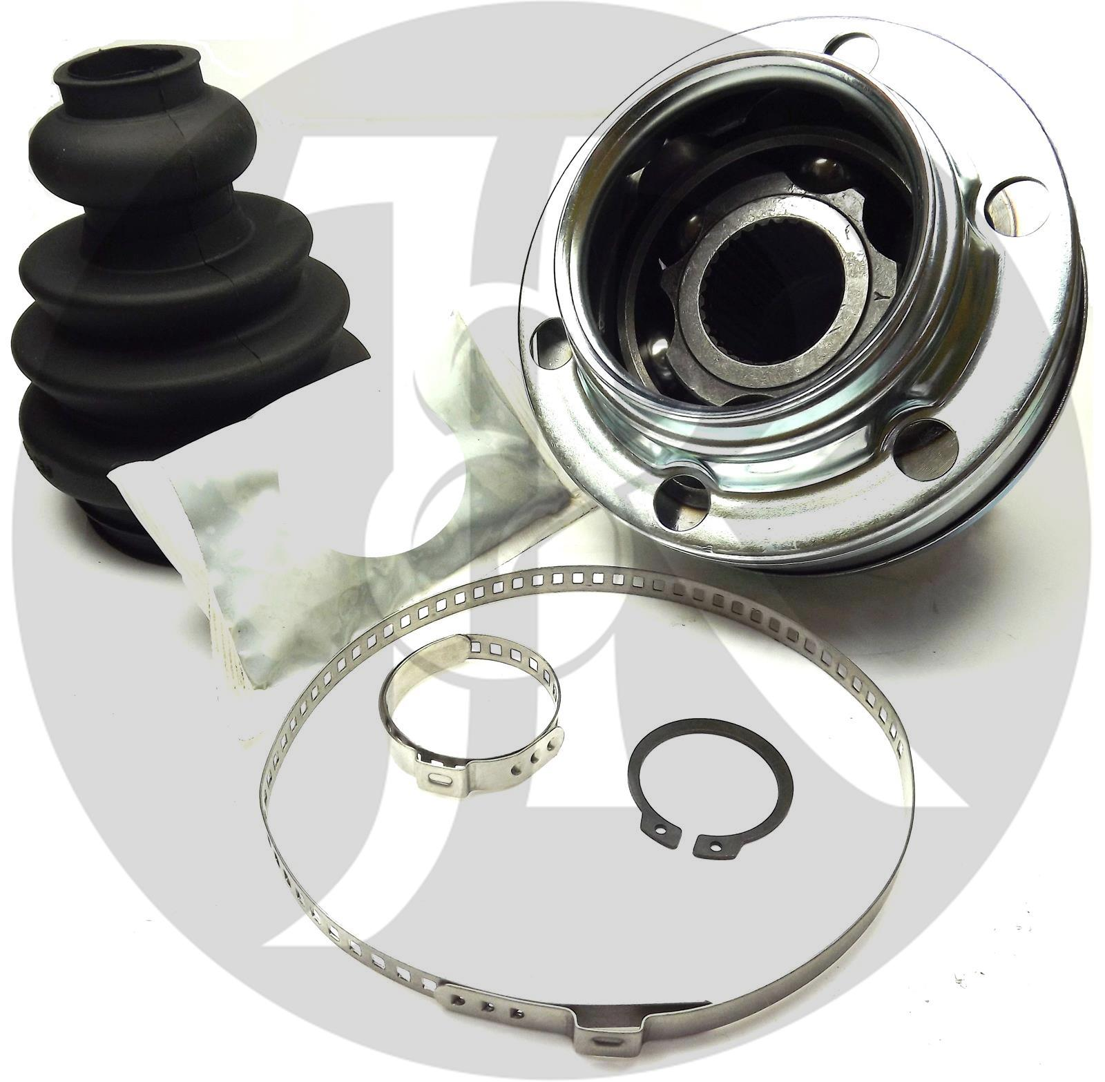 MERCEDES VITO 2.3 HUB NUT /& CV JOINT BOOT KIT DRIVESHAFT BOOTKIT-GAITER 96/>1999