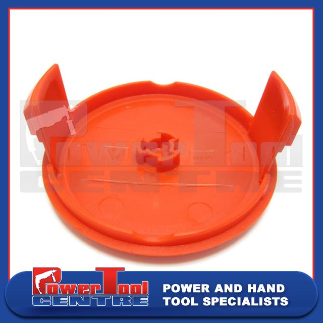 Black /& Decker Orange Strimmer Cover Cap Spool and Line GL430C GL430S GL430SC