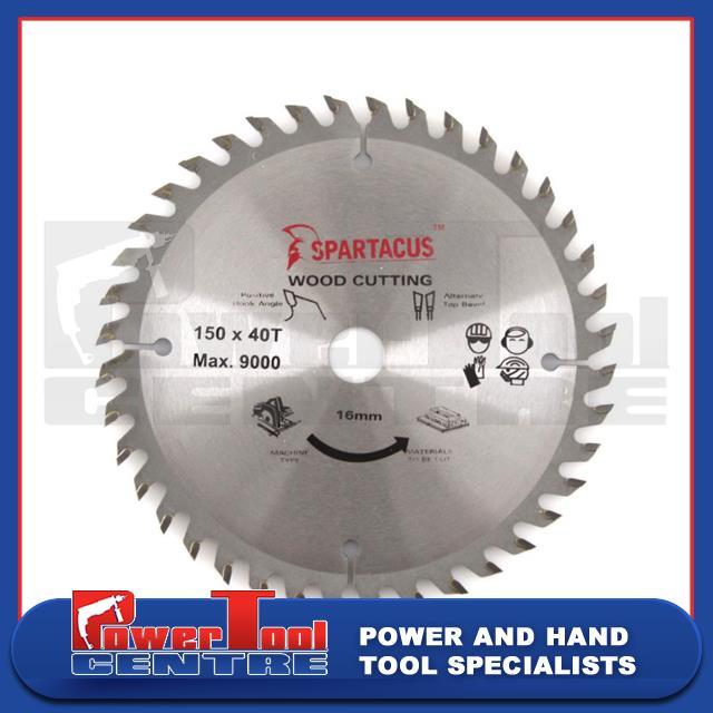 Wood Cutting Circular Saw Blade 150 x 20mm 24T DW351 CS153 MH151 FC5SA1 DCS551