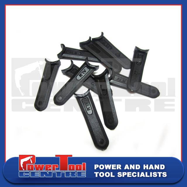 10 x Plastic Lawnmower Blades to fit Xceed 1000w Nu Tool GD100 Pacific PHM 1-02