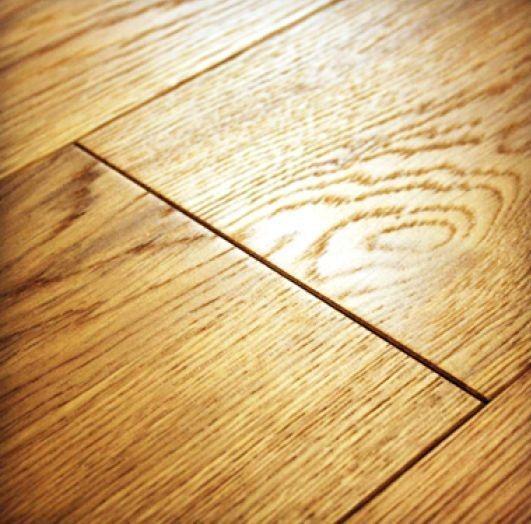 Engineered Wood Flooring Click Brushed Oiled Oak Floor Wide Real