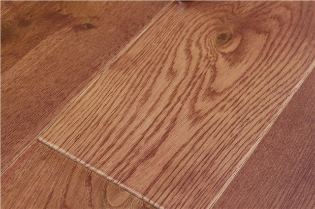 Engineered Oak Walnut Real Wood Wooden Floor Hardwood