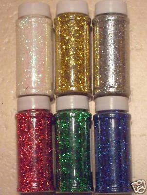 1-MEGA-POT-SPARKLY-CRAFT-GLITTER-choose-frm-gold-silver-green-blue-red-white