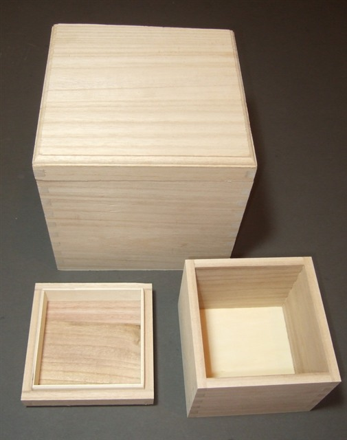 CUBE-Square-plain-wooden-box-with-removable-lid-choice-of-sizes-wb20-23