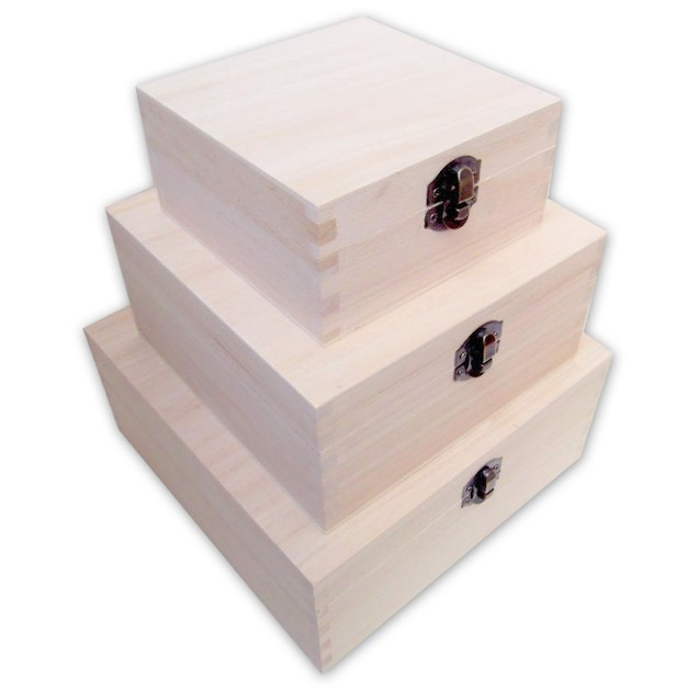 40 In 40 Plain Wooden Boxes Decorate Your Own Box Gift EBay Custom Wooden Box To Decorate