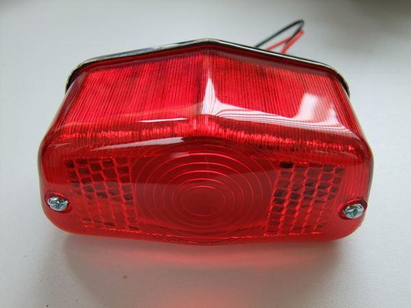 BSA Replica Lucas 564 Rear Lamp AJS 53454 Triumph