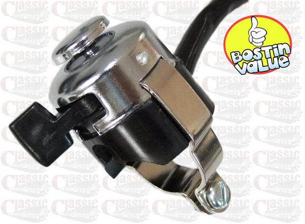 Chromed  Dip Switch 7//8 inch Handlebars Triumph Norton BSA