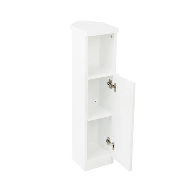 Modern White Gloss Bathroom Furniture Range Cabinet Cupboard Mirror Under Sink
