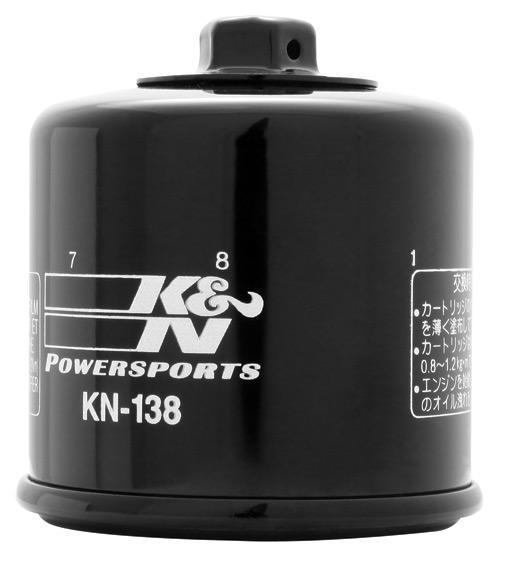 K/&N Oil filter For Suzuki 2007 GSX1300RK7 Hayabusa
