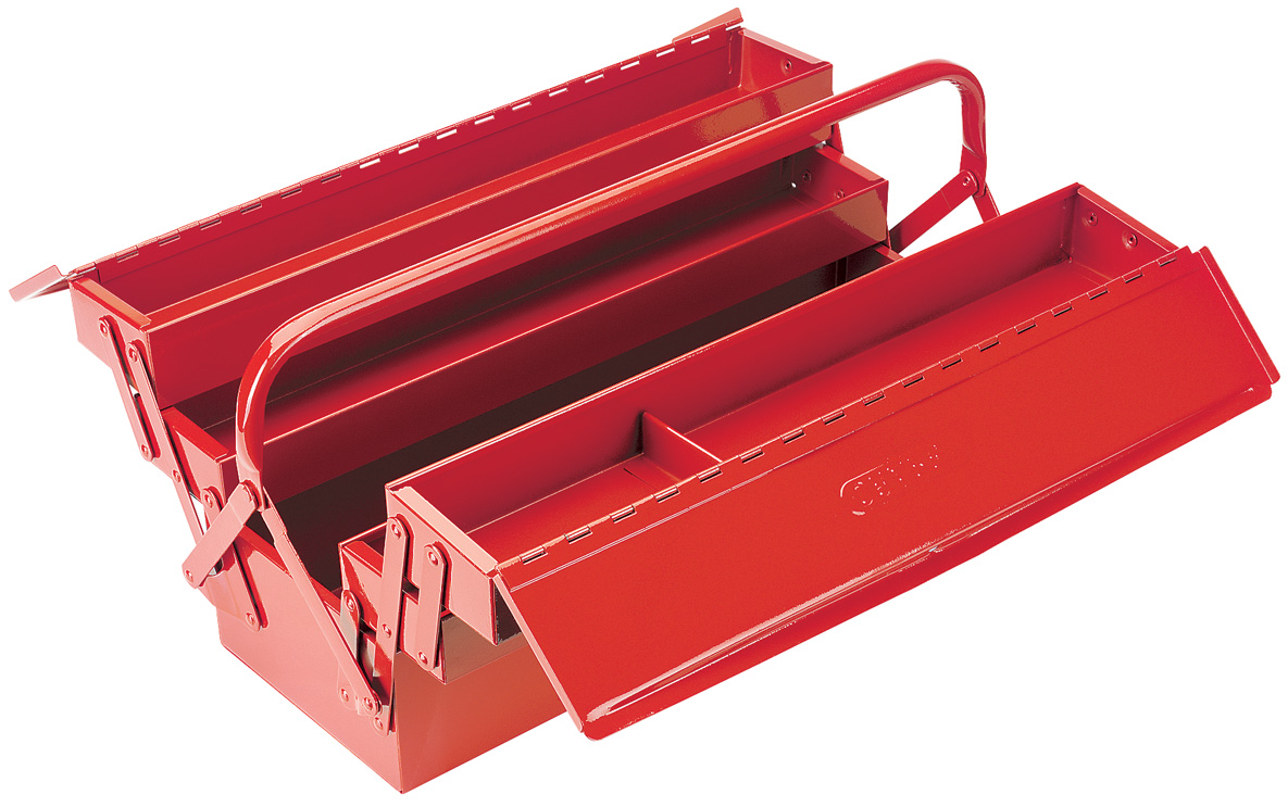 Draper 88904 Expert 530mm Extra Long Four Tray Cantilever