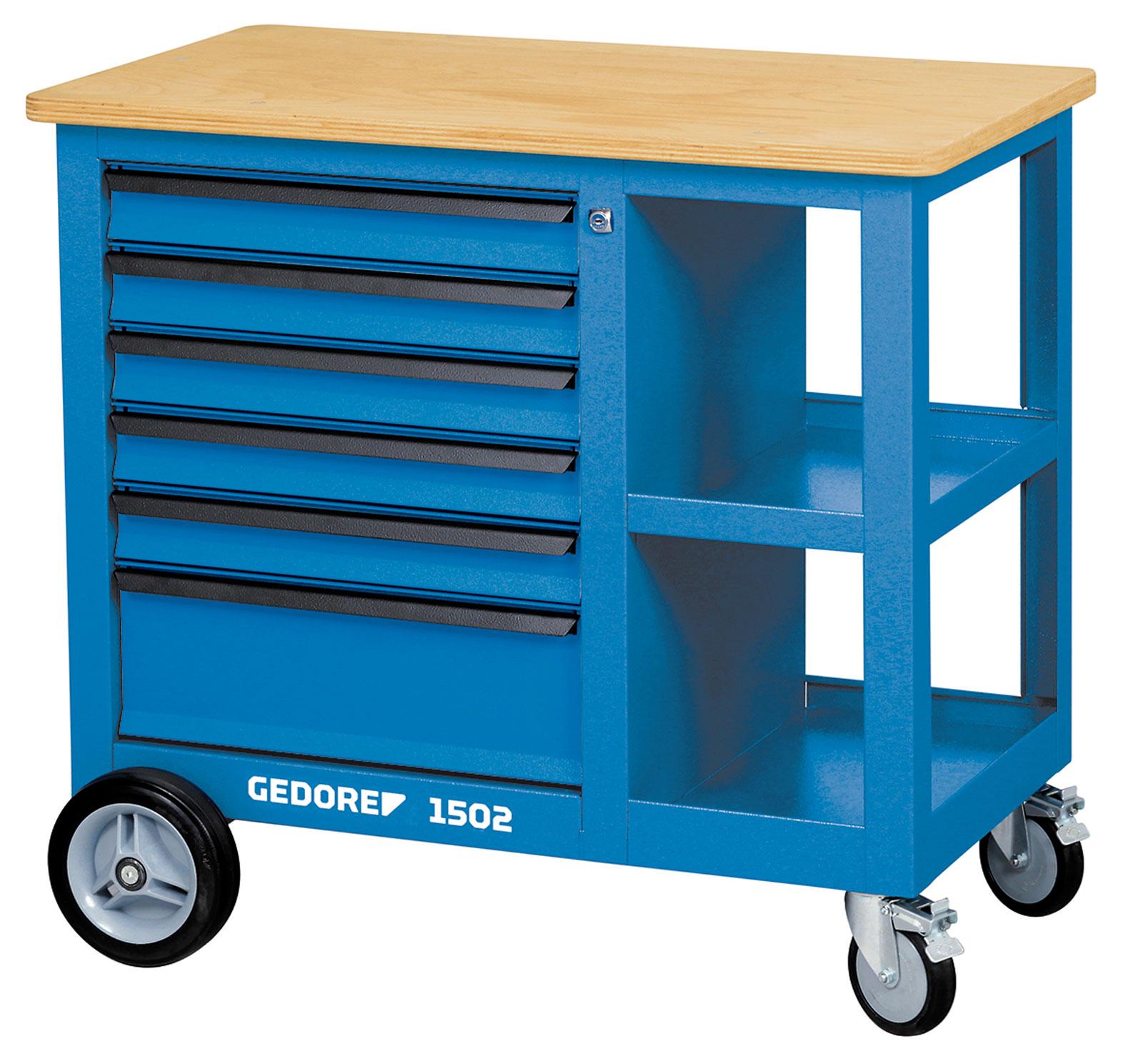 Gedore 6620540 Mobile workbench 4010886662052   eBay
