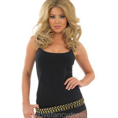bullet belt army fancy dress fits uk 8 12 leather look
