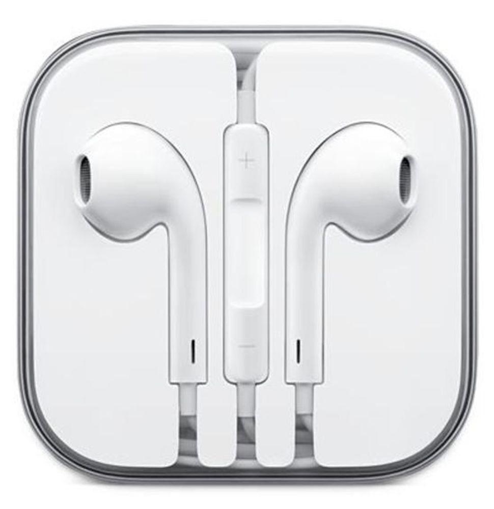 iPhone 5 5S Headphone Earpods Earbuds Earphones Handsfree ...