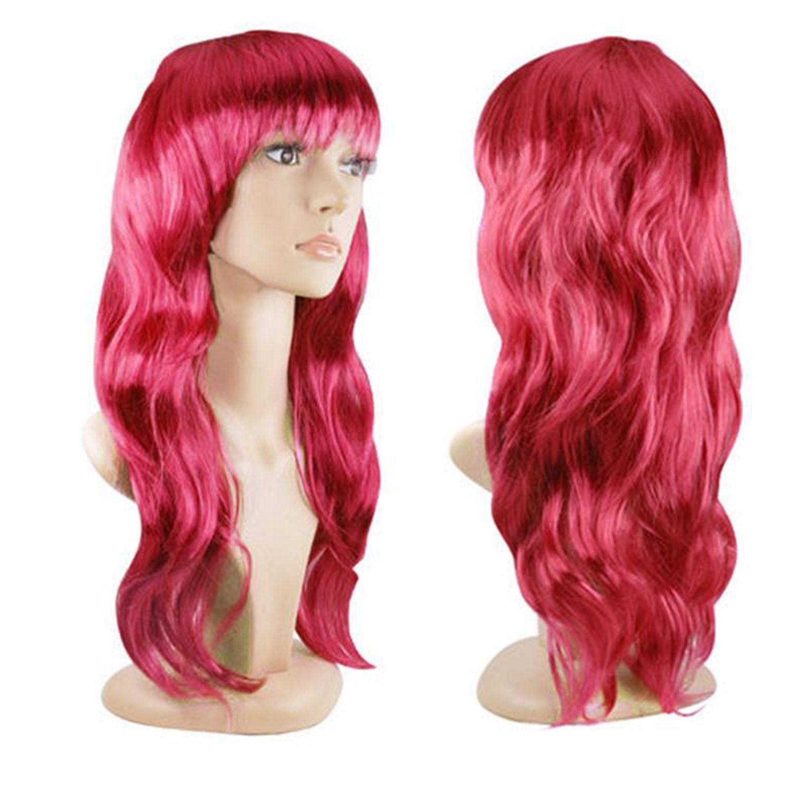 Curly Wig Fancy Dress 110