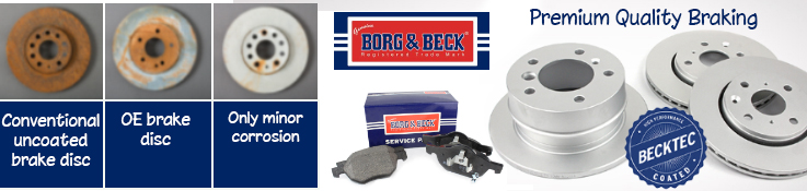 VOLVO XC 90 XC90 2.4 D5 2003-2011 FRONT BORG /& BECK COATED DISCS AND PADS 336MM
