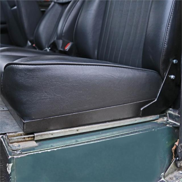Land Rover Series 2, 2A & 3 Front Outer Seat Frame Bases