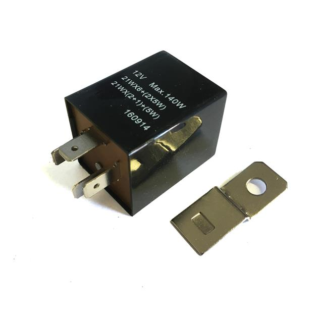 4 Pin Flasher Relay   PRC8876 With Tow Socket Land Rover Defender