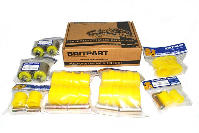 Land Rover Discovery 2 Yellow Polyurethane Suspension Bush