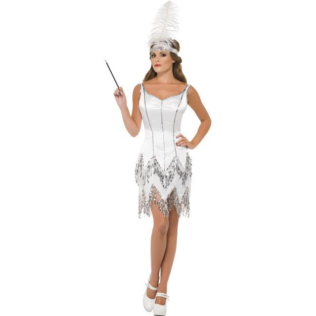 1920s-White-Flapper-Dazzle-Costume-Great-Gatsby-Titanic-Downton-Abbey