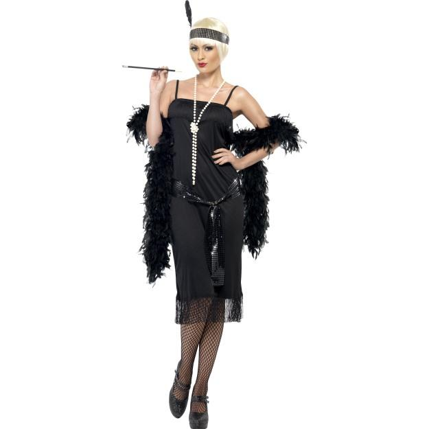 1920s-Flapper-Costume-Great-Gatsby-Titanic-Downton-Abbey-Fancy-Dress