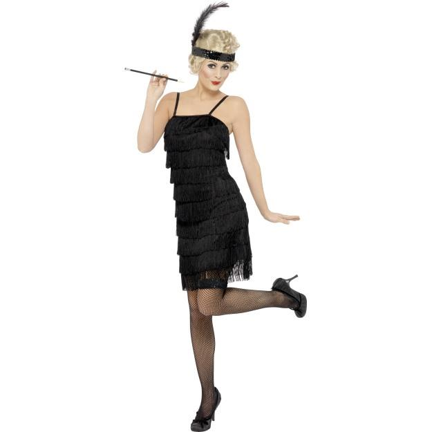 1920s-Black-Fringe-Flapper-Great-Gatsby-Titanic-Downton-Abbey-Fancy-Dress