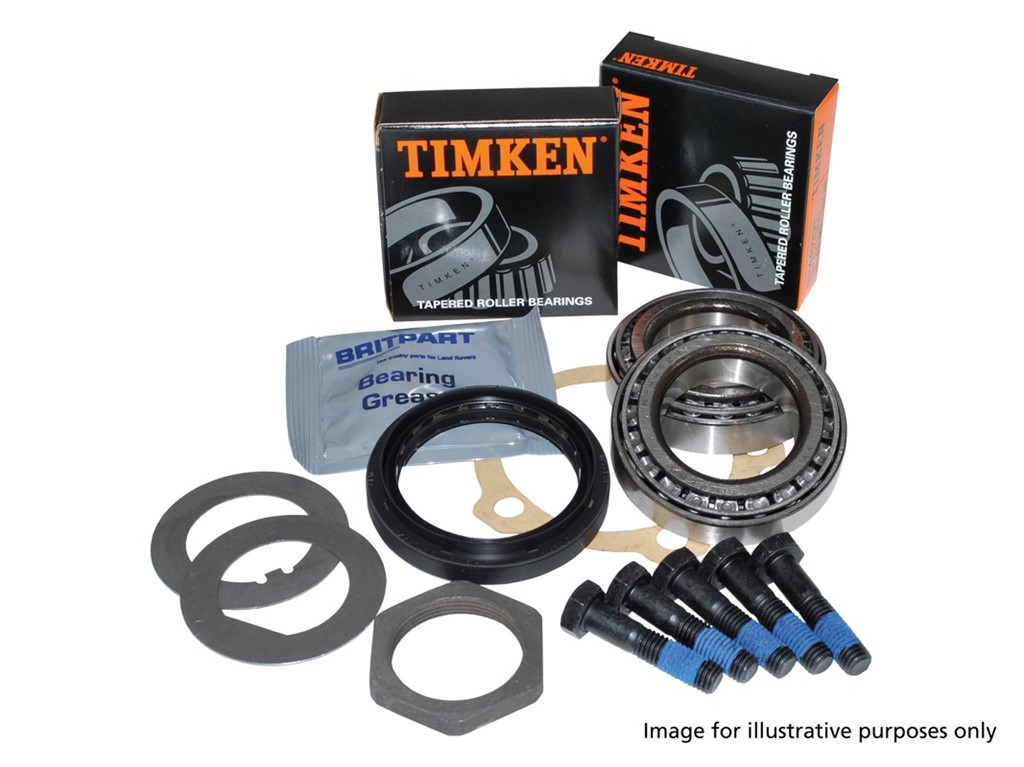 Front or Rear Wheel Bearing Kit for Land Rover Defender 94 on OEM TIMKEN