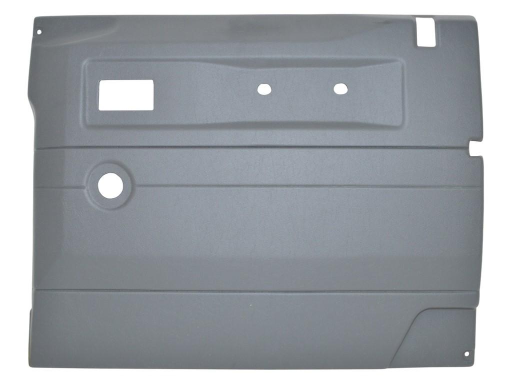 Landrover Defender Door Card RH GREY Manual Windows Defender Door Trim upto 07