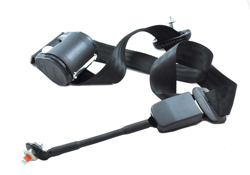 Front Left Hand Seat Belt Land Rover Defender 90//110 BTR6561
